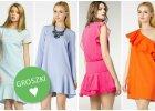 Sukienki z falbankami - ponad 60 propozycji