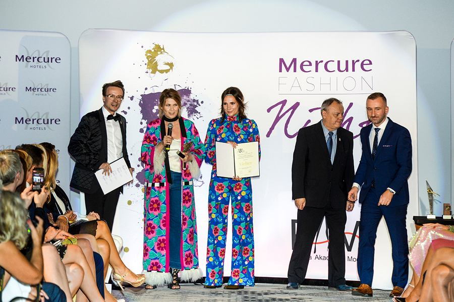 Mercure Fashion Night/ Mat. prasowe