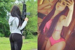 """M�wi� o niej """"meksyka�ska Kim Kardashian"""". Jest gwiazd� Instagramu i morderczyni� na us�ugach kartelu narkotykowego"""
