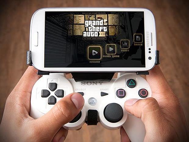 Pad do smartfona