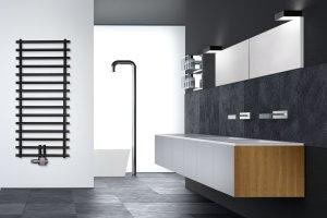Ciepła łazienka dla singla i rodziny