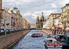 St. Petersburg: kontrasty i młoda moda