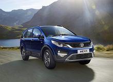 Tata Hexa | SUV po indyjsku