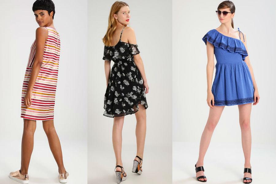 97653197d0 Modne sukienki idealne na lato - lekkie i proste rowiązania