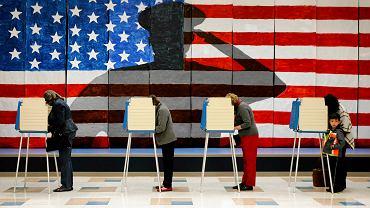 Głosowanie w Wirginii