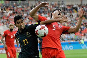 Puchar Konfederacji. Niemcy i Chile w półfinale