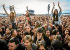 Ca�e lato na festiwalach: Nie �pimy, lecimy!