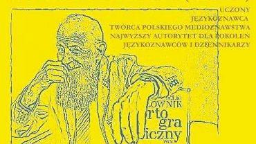 Projekt tablicy pamiątkowej poświęconej prof. Waleremu Pisarkowi