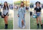 Festiwalowe boho w trzech modnych stylizacjach