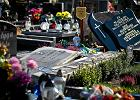 Wandale na ��dzkim cmentarzu. Zniszczyli ponad 300 nagrobk�w