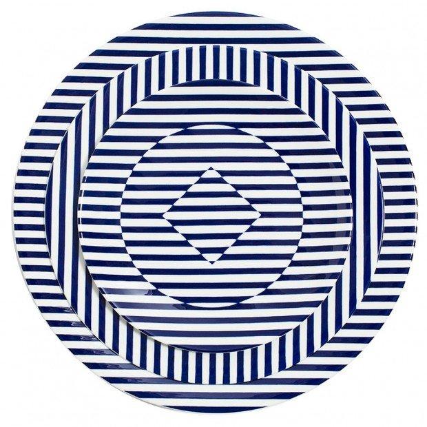 Talerz Patternity Reason, śr. 30 cm, 70 euro