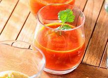 Kremowa zupa pomidorowa - ugotuj
