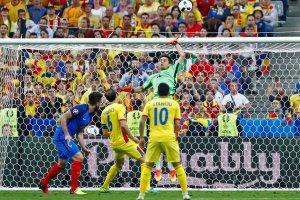 Francja-Rumunia 2:1. Mecz otwarcia pełen emocji. Co za gol Payeta!
