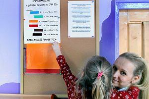 Szkoły i przedszkola boją się smogu. Dzieci zakładają nawet maseczki