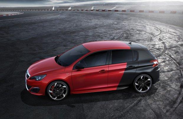 308 GTi by PEUGEOT SPORT debiutuje na Fleet Market 2015