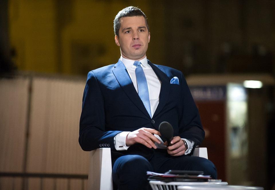 Red. Michał Rachoń zarabia średnio ok. 24 tys. złotych miesięcznie (wg 'Gazety Prawnej')