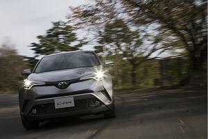 Nowa Toyota C-HR już dostępna w salonach. Czym zaskoczył nas rewolucyjny crossover?