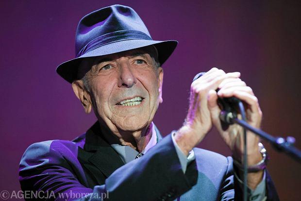 Leonard Cohen w świetnej formie. Trzy bisy w Atlas Arenie