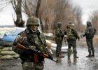 """Ukraina: atak separatystów na autobus. """"To na potrzeby rosyjskich telewizji"""""""