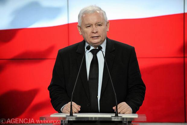 Jarosław Kaczyński: Polskie sądownictwo było systemem wielkiego nadużycia