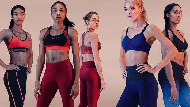 056a2f21775c03 Nike Pro Bra. Staniki sportowe dla każdego typu sylwetki