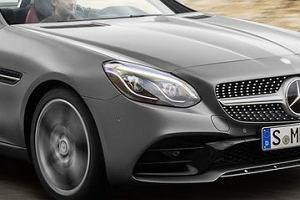 Mercedes SLC   Czy to koniec modelu?