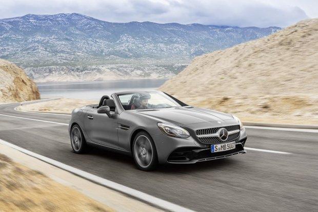 Mercedes SLC | Czy to koniec modelu?