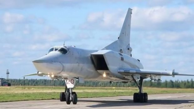 Krym jak z czas�w ZSRR? Na p�wysep powr�c� okr�ty podwodne i bombowce Rosjan