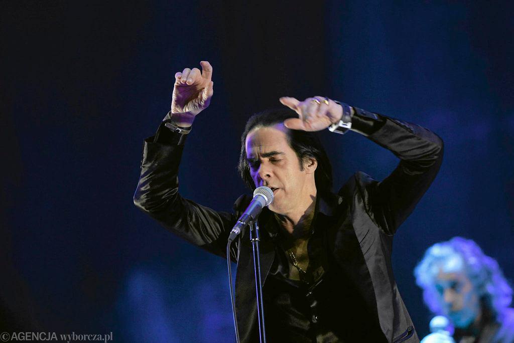Nick Cave  / DOMINIK SADOWSKI