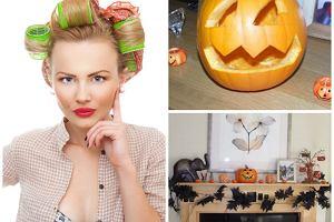Wystarczaj�co perfekcyjna pani domu: Jak ozdobi� dom na Halloween?
