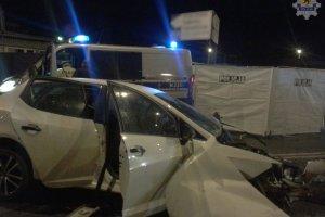 Gdynia. Pijany kierowca ucieka� przed policj� i spowodowa� �miertelny wypadek