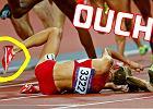 5 najbardziej tragicznych historii biegowych. Sport jest nieprzewidywalny... [WIDEO]
