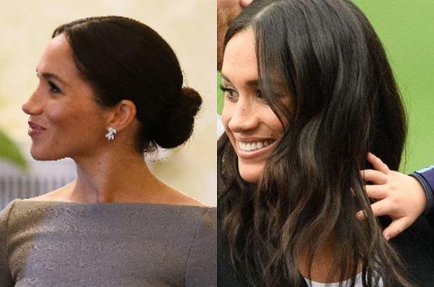 Meghan Markle bardzo dba o swój wygląd. Okazuje się, że jej piękne proste włosy to wynik starannych zabiegów fryzjerskich.