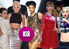 Stylowa Miley Cyrus, Rihanna ca�a w z�ocie, elegancka Taylor Swift i inne gwiazdy na festiwalu iHeartRadio [ZDJ�CIA]