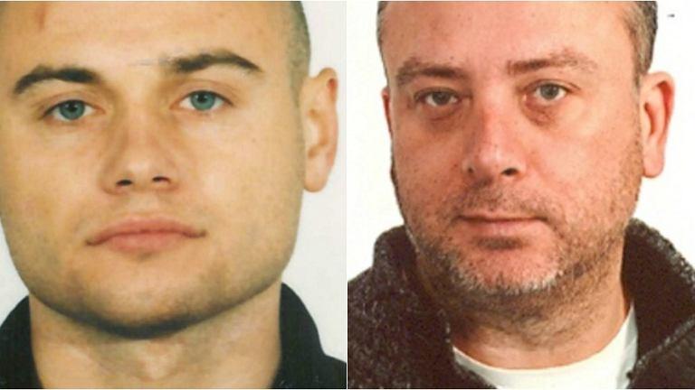Poszukiwani na liście Europolu: Bogumił Kaczmarczyk i Rafał Czerwoniec