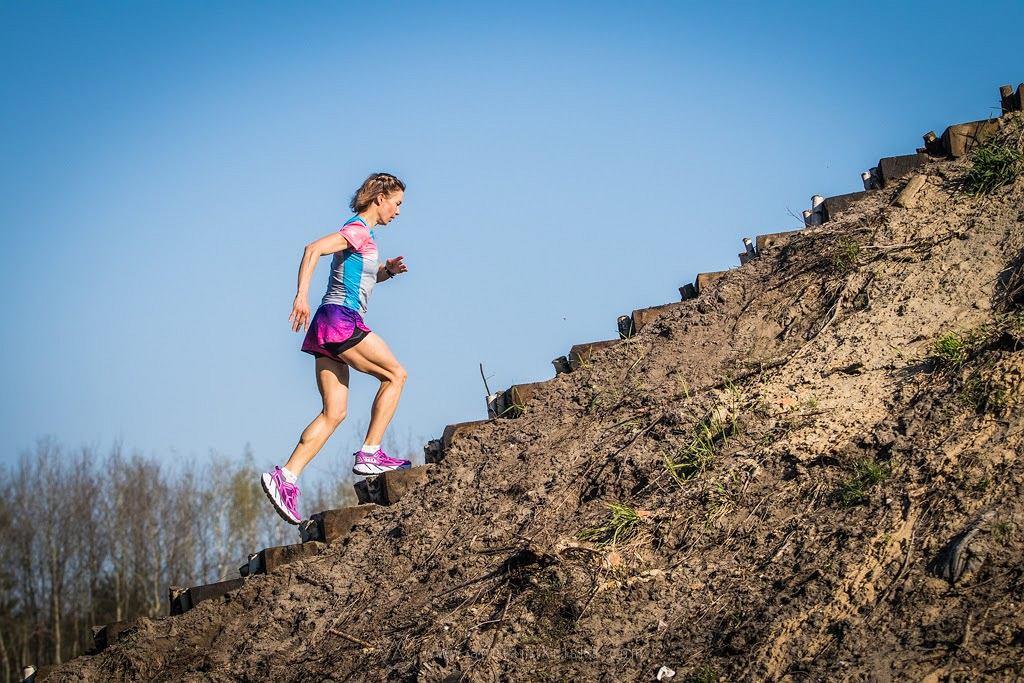 Patrycja Bereznowska, rekordzistka świata w biegu 24-godzinnym