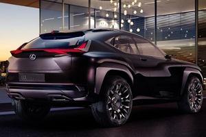 Salon Paryż 2016 | Lexus UX | Nowy, mały SUV