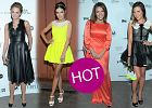 Gwiazdy na pokazie nowej kolekcji Simple w dziewcz�cych sukienkach - czyja najpi�kniejsza?