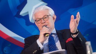 Jakub Faryś, prezes Polskiego Związku Przemysłu Motoryzacyjnego