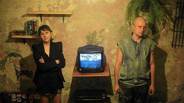 Ewa Malinowska i Konstanty Usenko z Super Girl and Romantic Boys
