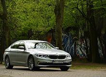BMW 520d - test. Klasa wyższa w oszczędnym wydaniu
