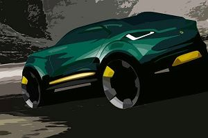 Lotus pracuje nad SUV-em. Nowy model uratuje markę?