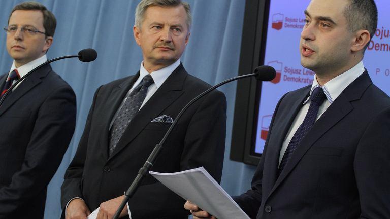 Dariusz Joński, Stanisław Wziątek  i Krzysztof Gawkowski