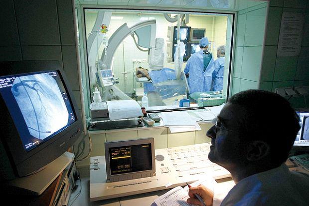 Balonikowanie jest skuteczną metodą leczenia zawałów serca