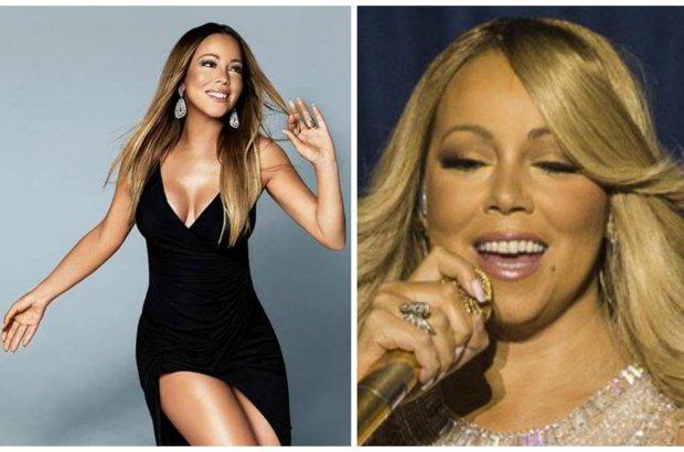 Mariah Carey obecnie jest w trakcie europejskiej trasy koncertowej. Ostatnio dała koncert w Glasgow - zdjęcia w diamentowym body pokazują, jak naprawdę wygląda jej sylwetka.