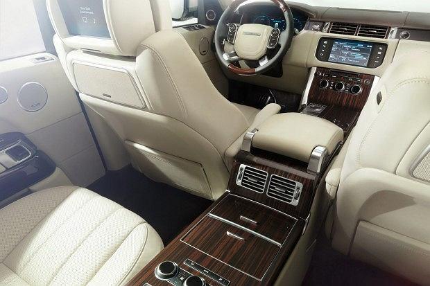 Nowy Range Rover