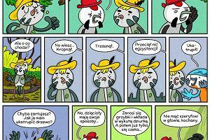 Wajrak spotyka Samojlika. Niezwykły komiks o Puszczy Białowieskiej