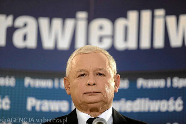 Zdjęcie numer 1 w galerii - Kaczyński udzielił wywiadu słynnej  agencji Reuters. Oto, o czym mówił [CYTATY]