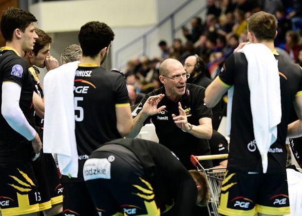 PGE Skra Bełchatów awansowała do kolejnej fazy Ligi Mistrzów. Ale ten styl...