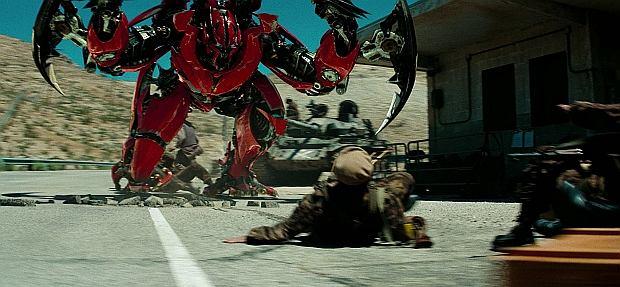 Transformers 3 Autobot Ferrari